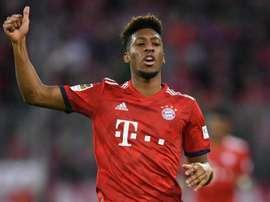 Coman se voit rester au Bayern. Goal