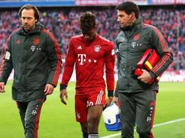 Coman will have tests on new injury. GOAL