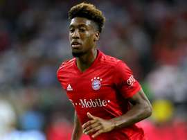 Coman has not suffered any serious injury to his knee. GOAL