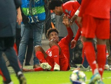 Bayern confirm Coman injury