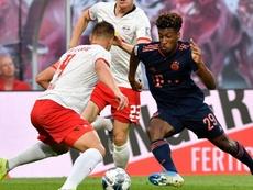 Bundesliga - Le Bayern Munich cale à Leipzig (1-1), qui reste leader du championnat. AFP