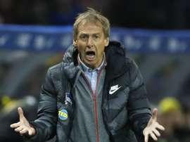 Klinsmann può non andare in panchina. Goal