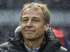 Klinsmann explains abrupt Hertha resignation. GOAL