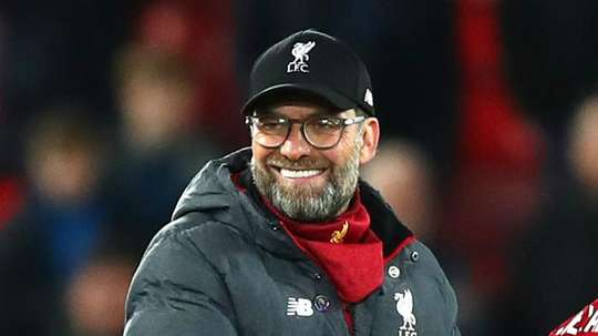 Klopp: Forever at LFC? I'm not sure. GOAL