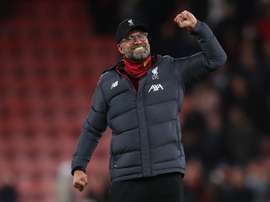 Klopp: Perfect day for Liverpool. GOAL