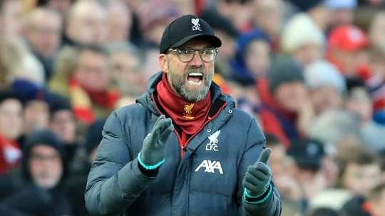 Klopp 'couldn't imagine' Liverpool departure in 2022. AFP