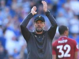 Klopp asked for grass not to cut to help adapt to Cardiff's pitch. GOAL