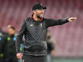 Klopp was unhappy with his attackers. GOAL