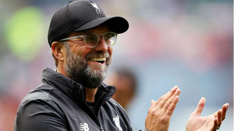Klopp knows pressure is on for thre start of the Premier League. GOAL