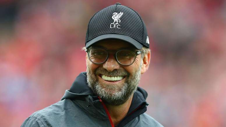 Klopp would have to think about prospect of taking over Germany in 2022. GOAL