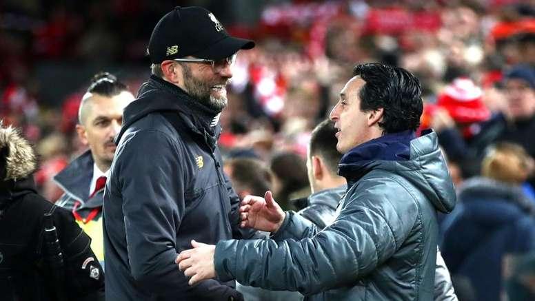 Klopp: Arsenal are definite Premier League title contenders. GOAL