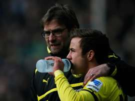 Gotze has played under both managers. GOAL