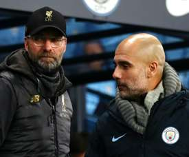 Klopp and Guardiola's played out a thrilling title race and both could win best coach award. GOAL