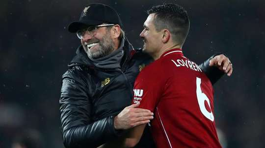 Liverpool perfectly placed to win more trophies, says Lovren . GOAL