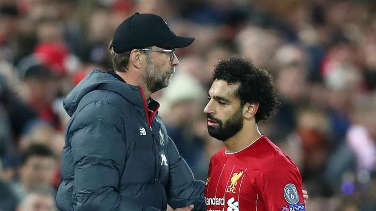 Klopp 'not worried' about Liverpool's Salah but Matip misses Napoli clash. GOAL