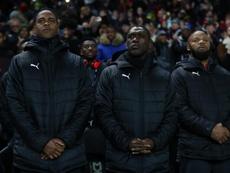 Les Comores disputent un match clé ce samedi après-midi face au Cameroun. AFP
