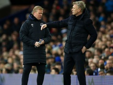 Everton beat struggling Sunderland 2-0 at Goodison Park on Saturday. AFP