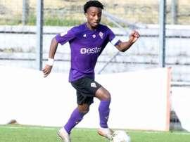 L'attaquant Christian Koffi en prêt à Cesena. goal