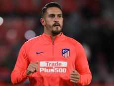Koke will not be out of action for too long. GOAL