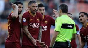 Tripla bestemmia in Roma-Samp: squalifica per Kolarov?
