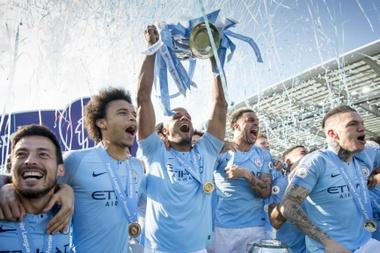 Kompany will leave City as a legend. GOAL