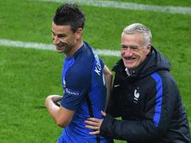 Deschamps responds to Koscielny's words. GOAL