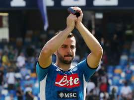 Manolas suffering from muscle fatigue, Napoli confirm after victory over Brescia. GOAL