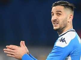 Napoli-Lazio, Manolas e Acerbi a muso duro al fischio finale