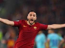 Especial: a mágica história do herói da Roma.Goal