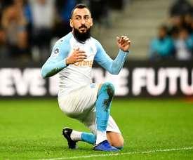 Mitroglou n'a pas réellement réussi à s'imposer à Marseille. Goal