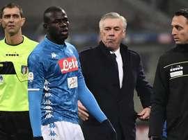 Newcastle veut aussi Kalidou Koulibaly. GOAL