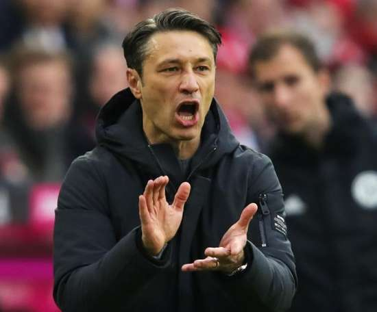 Kovac encourages his team to focus only on matches to come. AFP