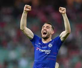 Kovacic al Chelsea. Goal