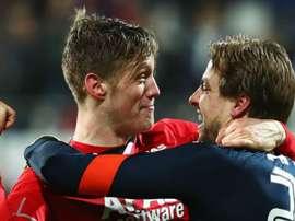 Brighton secure Newcastle United goalkeeper Krul on season-long loan