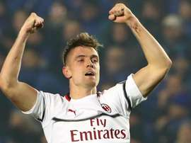 Piatek lives to score goals - Milan striker's brilliant double pleases Gattuso. Goal