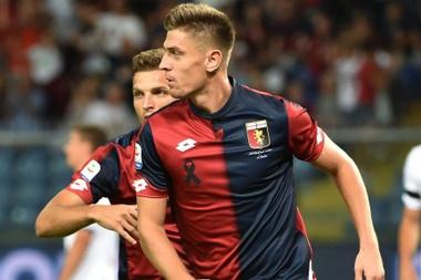 Piatek brille en Serie A. Goal