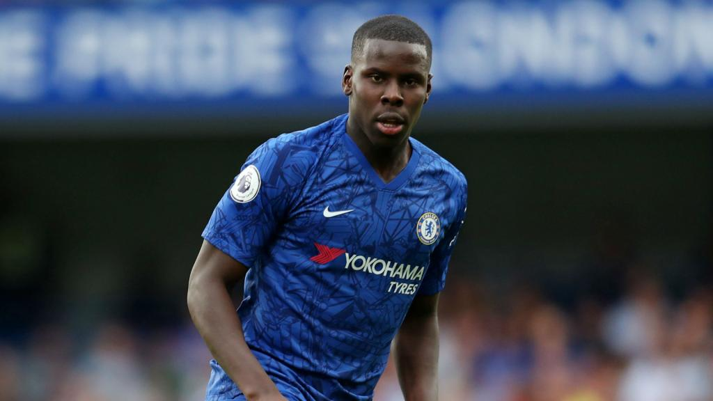 Kurt Zouma Suffers Racist Abuse After Scoring Own Goal In Chelsea's Draw