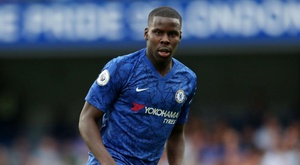 Zouma suffered racial abuse after the game. GOAL