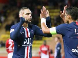 Tuchel rules out Kurzawa departure from PSG in January. GOAL