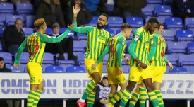 Championship: Baggies move six clear as Fulham miss chance to go second. GOAL