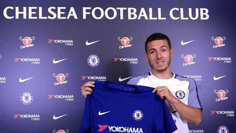 Chelsea have completed the signing of Kylian Hazard. GOAL