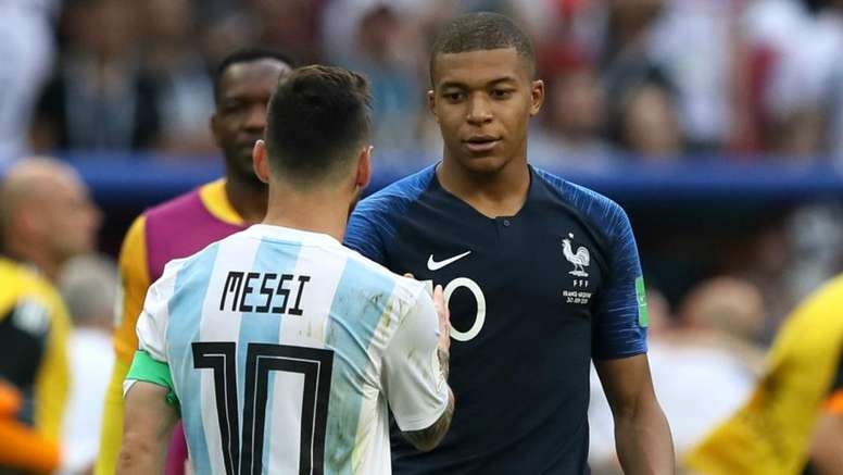 Messi 'not normal' but Fabregas backs Mbappe to become world's best. Goal