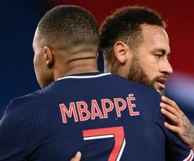 It is out of PSG's hands. GOAL