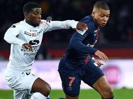 Tuchel parle de la défaite à Guingamp. Goal