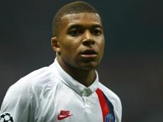 Mbappe leaves France squad over injury concern. GOAL
