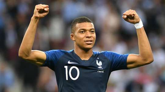 France host Germany on Tuesday night. GOAL