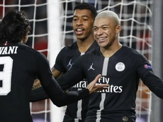 Mbappe reveals frank PSG talks
