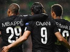 Trio do PSG promete muito. Goal