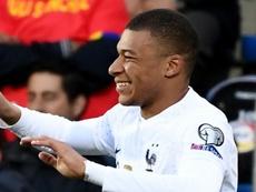Mbappé dans la pré-liste pour les JO. Goal