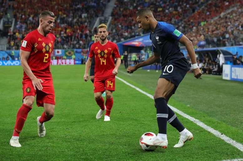Campanha de Mbappé é semelhante à de Ronaldo em 98.Goal